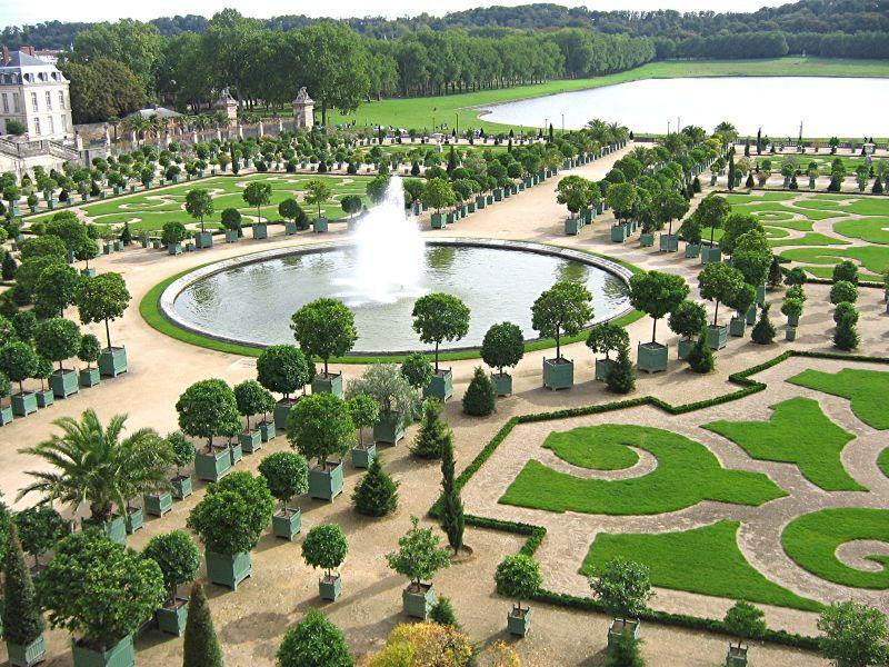 Les jardins du chateau de versailles centerblog for Jardin versailles