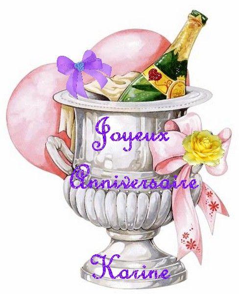 Joyeux Anniversaire Karine Candy29